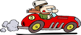 Off 2 the RACES! Warmup Laps 1&2: Add & Subtract 3-Digit #s~Close Activity Exit