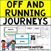 Off and Running | Journeys 5th Grade Unit 1 Lesson 3 Printables
