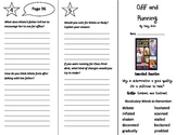 Off and Running Trifold - Journeys 5th Grade Unit 1 Week 3 (2014, 2017)