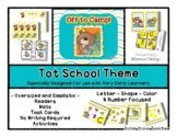Off to Camp - Grow With Me Little Bear Tot School - 1 & 2
