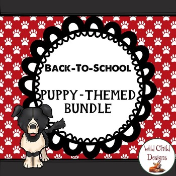 Off to a Great Bark! Bundle