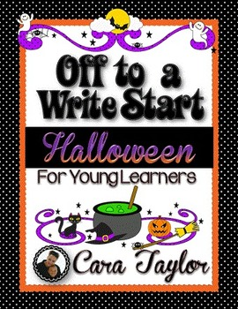 Off to a Write Start ~ Halloween Writing Printables