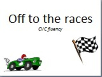 Off to the Races: CVC