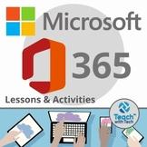 Microsoft 365 BUNDLE Lessons & Activities
