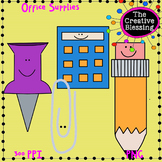 Office / Classroom Supplies Clip Art
