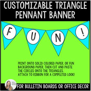 School Counseling Office Decor- Bulletin Board- Banners