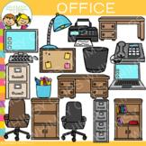 Office Furniture Clip Art