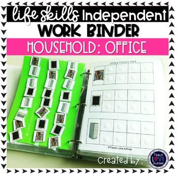 Office Independent Work Tasks