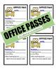 Office Pass (EDITABLE)