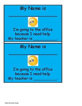 Office Passes