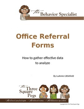 Office Referral Forms