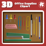 Office Supplies Clipart