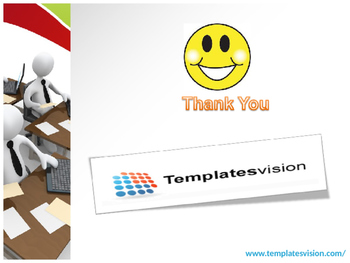 Office Work PPT Template