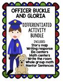 Officer Buckle Activity BUNDLE