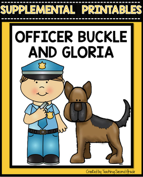Officer Buckle and Gloria  2nd Grade