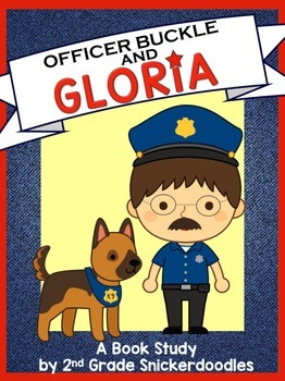 Officer Buckle and Gloria: A Book Study