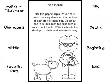 Officer Buckle and Gloria Activity Pack