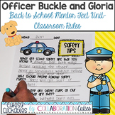 Officer Buckle and Gloria {Back to School Mentor Text Unit - Classroom Rules}