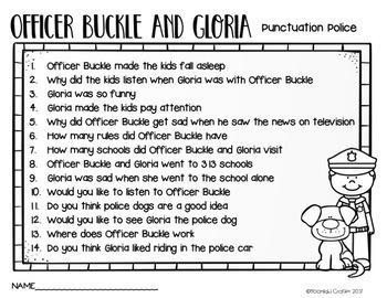 as well Printables  Officer Buckle And Gloria Worksheets  Lemonlilyfestival furthermore  additionally  further  furthermore Primary Junction  Officer Buckle and Gloria furthermore  moreover Ficer Buckle and Gloria for Officer Buckle and Gloria Coloring Pages together with  in addition Officer Buckle and Gloria Worksheets   Siteraven together with  additionally  furthermore  in addition Officer Buckle And Gloria Coloring Sheets   Coloring Pages in addition  together with . on officer buckle and gloria worksheets