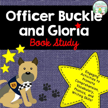First grade text to text and text to self connections teaching officer buckle and gloria book study officer buckle and gloria book study fandeluxe Image collections