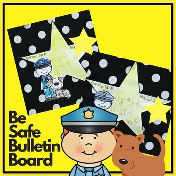 Officer Buckle and Gloria Bulletin Board Freebie