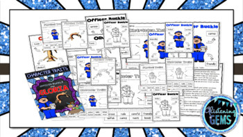 Officer Buckle and Gloria - Character Traits