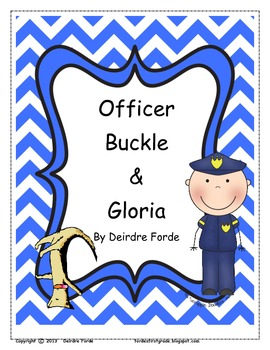 Officer Buckle and Gloria Common Core