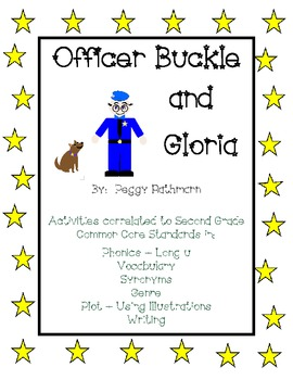 Officer Buckle and Gloria Common Core Activities
