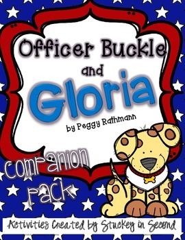 Officer Buckle and Gloria {Companion Pack}