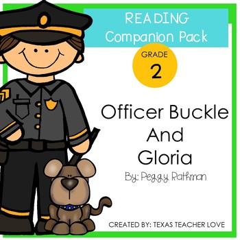 Officer Buckle and Gloria Companion Pack
