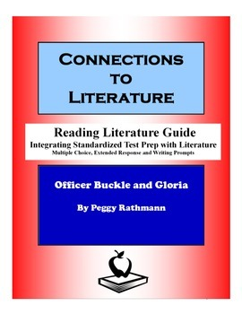 Officer Buckle and Gloria-Reading Literature Guide