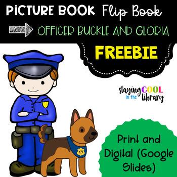 Officer Buckle and Gloria - Flip Book Freebie