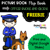 Officer Buckle and Gloria - Flip Book Freebie (Print and Digital)