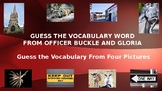 Officer Buckle and Gloria-Guess the Word From Four Pictures