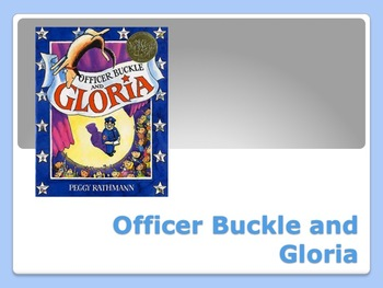 Officer Buckle and Gloria HHM Journeys Grade 2 Power Point