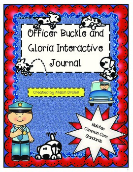 Officer Buckle and Gloria Interactive Journal