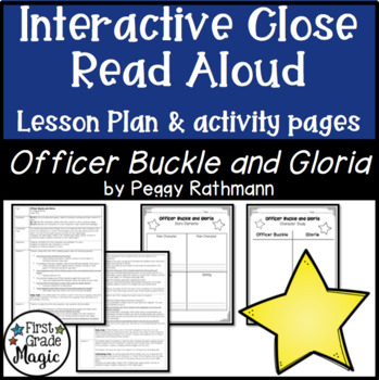 Officer Buckle and Gloria Close Read Interactive Read Alou