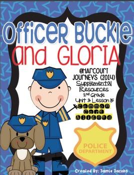 Officer Buckle and Gloria (Journeys 2nd Grade - Supplemental Materials)