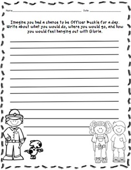 Officer Buckle and Gloria (Journeys Second Grade Unit 3 Lesson 15)