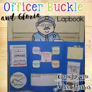 Officer Buckle and Gloria Lapbook