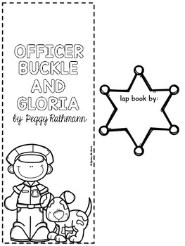Officer Buckle and Gloria Literature Lap Book
