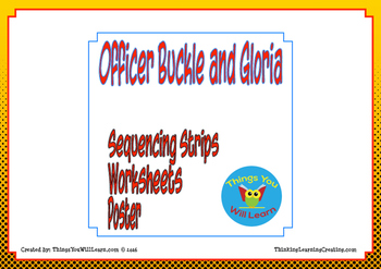 Officer Buckle and Gloria Sequence and Summarize