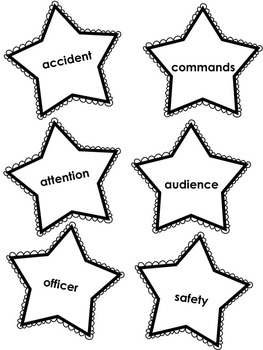 Officer Buckle and Gloria ULTIMATE Assessment Tool & Vocabulary Cards