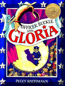 Officer Buckle and Gloria - Vocabulary Matching