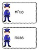Officer Buckle and Gloria Vocabulary and Spelling