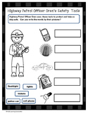 Officer Orens' Safety Tools - Word Work