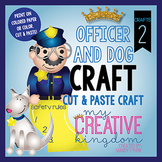 Officer and Dog Craft Bundle