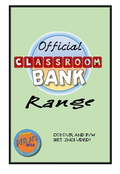 Official Classroom Bank- Colour & B/W Set