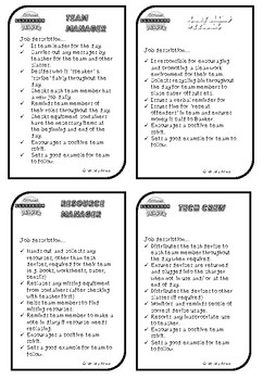 Official Classroom Helper Range- B/W Version