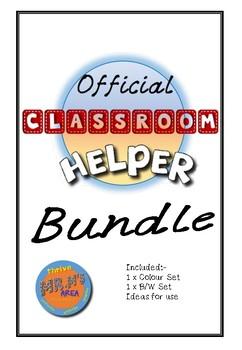 Official Classroom Helper Range- Bundle